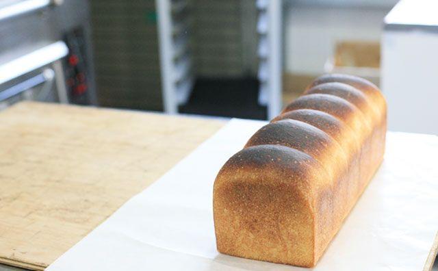下地ミキオ衆議院議員がパン作り職場体験!の写真